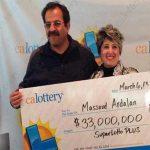 زوج ایرانی برنده جایزه بزرگ ۳۳ میلیون دلاری