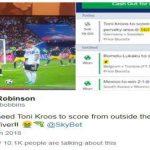 شرط بندی جالب در جام جهانی 2018