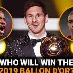 شرطبندی: توپ طلای سال 2019 به کدام بازیکن میرسد ؟؟