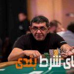 """مشاهیر پوکر ایرانی: """"فرزاد روحانی"""" از دانشکده پزشکی تا پوکر حرفهای"""