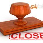 مسدود شدن اکانت ها در سایت های شرط بندی