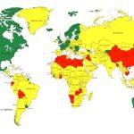 آشنایی با قوانین شرطبندی و بت در 5 قاره جهان
