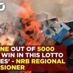 سوزاندن ماشین های کازینوی غیرقانونی در کنیا توسط دولت