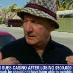 """""""چرا گذاشتید تا این اندازه قمار کنم؟"""" شکایت مردی که 342 هزار دلار باخت !"""