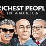 ثروتمندان ترین افراد در جهان، به تفکیک کشورها