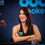 Vivien Saliba زیباترین بازیکن حرفه ای پوکر