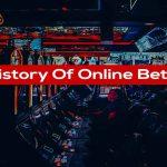 تاریخچه ای از  شرط بندی آنلاین از ابتدا تا کنون