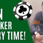 چند راه ساده برای رسیدن به موفقیت در بازی پوکر
