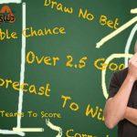 آموزش استفاده از استراتژی  1×2 در شرط بندی فوتبالی