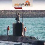 سوپرایز جدید سپاه و رونمایی از یک زیردریایی جدید و بدون سرنشین