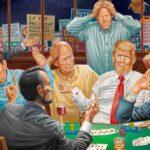 Richard Nixon مردی که پوکر را راهی برای رئیس جمهور شدن می داند