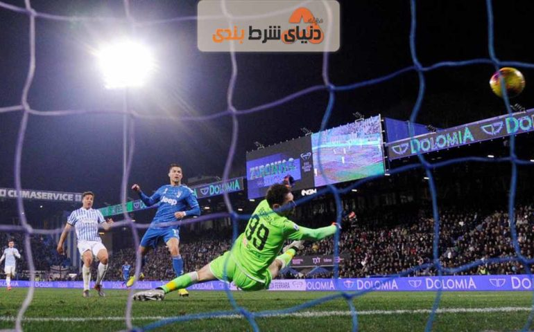 تاثیر گل بر مسابقه فوتبال
