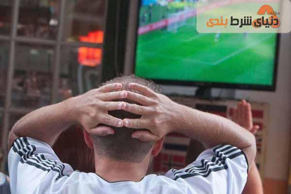 اشتباهات ممکن در شرط بندی فوتبال
