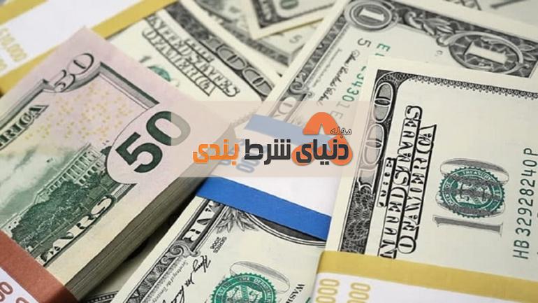 دلار در حال پرواز در ایران