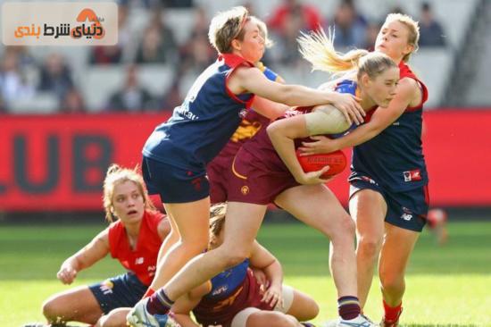 فوتبال استرالیایی _ بازی زنان