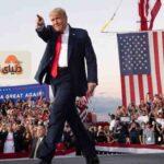 ۵ میلیون دلار، شرط بندی امشب یک تاجر روی پیروزی ترامپ در انتخابات آمریکا