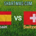 تقابل اسپانیا VS سوئیس شنبه 24 آبان 1399