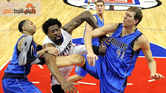 دی آندره جردن _ آمار خطا در NBA
