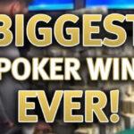 پیروزی های بزرگ تاریخ مسابقات جهانی پوکر (15 پیروزی بزرگ)