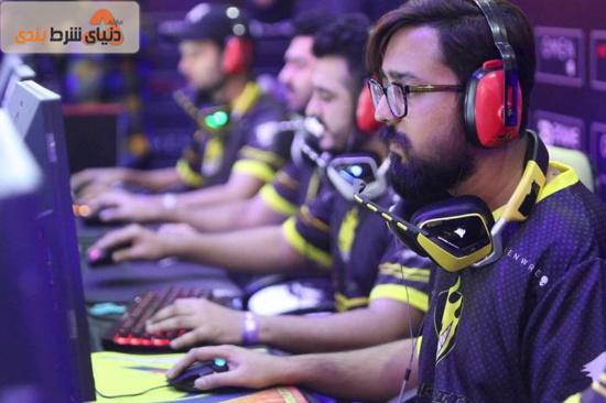 چین و پاکستان به توسعه بازی های رایانه ای eSports علاقه نشان داده اند