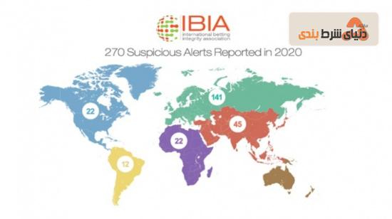 گزارش IBIA رشد تخلفات و تبانی ورزشی را نشان میدهد