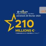 جایزه 210 میلیون یورویی بخت آزمایی به یک سوئیسی رسید!