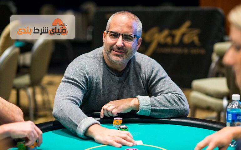 مت گلانتس ; بازیکن حرفه ای و البته دیوانه پوکر حاضر است در قبال 250 هزار دلار، به ویروس کرونا مبتلا شود!