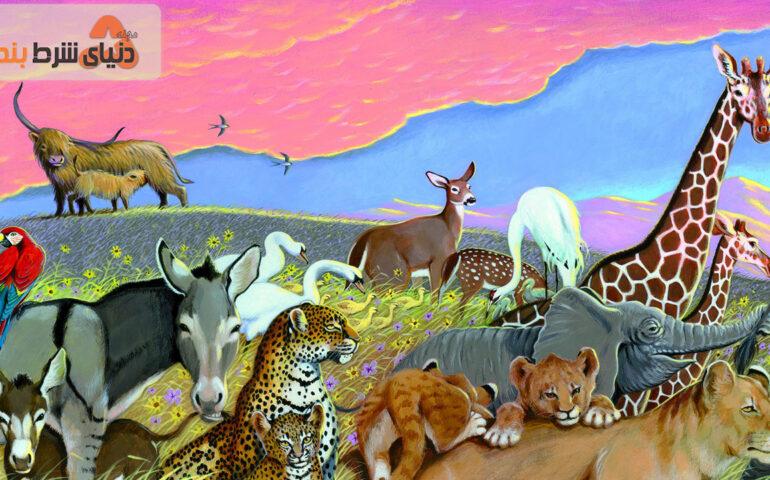 ۱۳ حیوان دارای نماد خوش شانسی