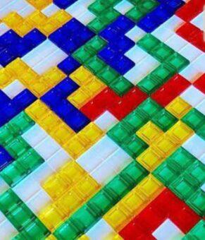 آموزش بازی (Blockus)