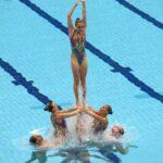 شرط بندی شنای موزون در المپیک 2020 توکیو