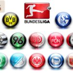 5 تیم برتر آلمان برای شر بندی دارای بهترین بازیکنان لیگ بوندسلیگا